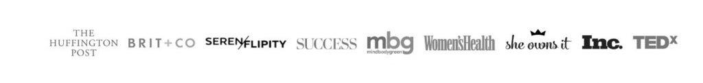 weboldal logo sor Cortney McDermott